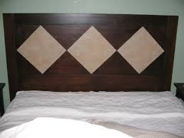tile headboard queen size buildsomething com