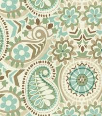 waverly home decor fabric a traditional paisley home décor fabric with elegant color