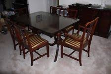 Antique Mahogany Dining Room Set by Mahogany Antique Dining Sets 1950 Now Ebay