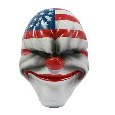 awesome payday mask for sale halloween mask