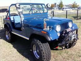old jeep old blue jeep registry