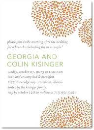 morning after wedding brunch invitations post wedding brunch invitations mounttaishan info
