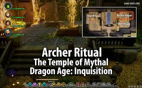 Thedas Map The Temple Of Mythal Dragon Age Inquisition Game Maps Com