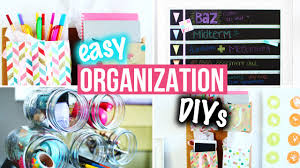 Easy Diy Bedroom Organization Ideas Organization Diys U0026 Easy Room Decor For Getting Organized