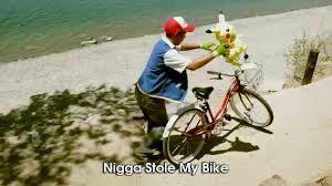 Nigga Stole My Bike Meme - ash steals misty s bike gif niggastolemybike yoshi pokemon