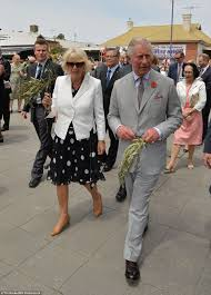 Kitchen Knives Australia by Prince Charles Looks Terrified As Camilla Duchess Of Cornwall