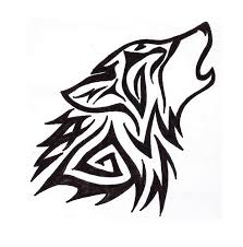 16 best simple wolf tattoos for men images on pinterest wolves
