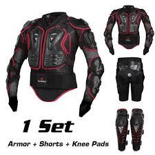 motocross jacket herobiker motocross full body protective gear protector armor