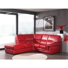 canapé d angle cuir de buffle canapé angle gauche assise dossier cuir firenze pas cher à prix auchan
