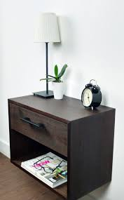 Floating End Table by Floating Nightstand Nightstand With Drawer Nightstand Modern