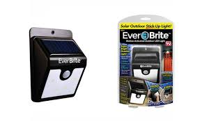 everbright solar light reviews motion activated led solar light groupon goods