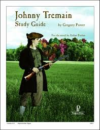 johnny tremain study guide gregory power 9781586093402 amazon