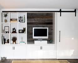 Media Cabinet With Sliding Doors Tv Storage With Sliding Doors Womenofpower Info