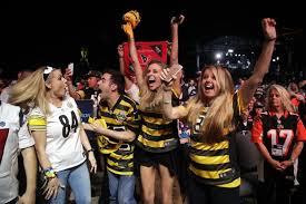 what nfl team has the most fans nationwide which nfl fan base is the best a study ranks pa teams in top 5