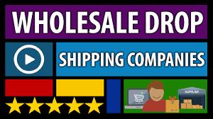 wholesale drop shipping companies wholesale dropship companies