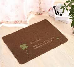 decorative floor mats home flooring entrance floor mats in brown with windows curtains also