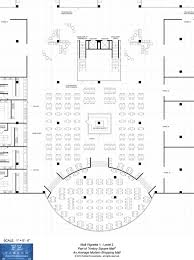 shopping center floor plan modern floorplans an average modern shopping mall fabled