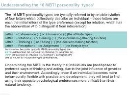 myers briggs type indicators overview