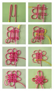 decorative fusion knots j d lenzen paracord craft and macrame knots