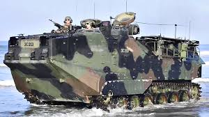 amphibious vehicle us military amphibious assault vehicle u0026 hovercraft in combat