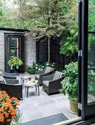 backyard inspiration landscape inspiration a dozen lush u0026 lovely townhouse backyards