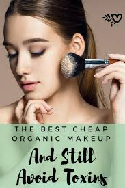 the best cheap organic makeup the best organic skin care