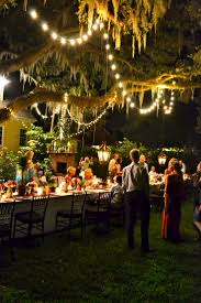 Backyard Engagement Party Decorations by Outdoor Party Decorations Best 25 Outdoor Party Decor Ideas On