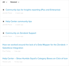 managing community posts guide professional u2013 zendesk support