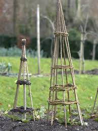 willow wigwam garden support hgtv