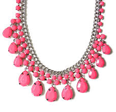 pink necklace images Neon pink necklace craftbnb pink necklaces the brianmcdermott band jpg