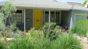 front of house green plum design blog