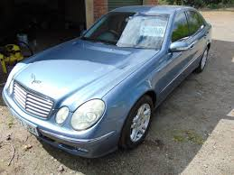 used mercedes benz e class 2003 for sale motors co uk