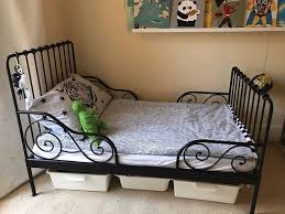 minnen extendable bed ikea review 0470050 pe6124 msexta