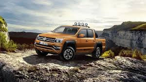 volkswagen amarok off road volkswagen amarok canyon to return with v6 power