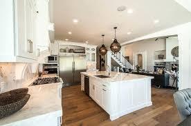 center island kitchen ideas off center kitchen island design ideas throughout center island for