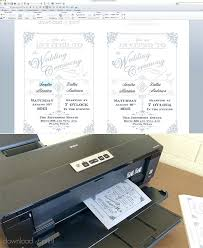wedding invitations printing office depot wedding invitations 5745 also size of to print