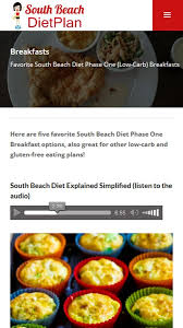 south beach diet android apps on google play