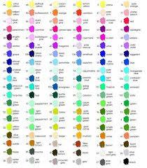 53 best color charts images on pinterest color charts art