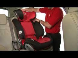 siege auto britax evolva plus evolva 1 2 3 plus installing the seat 15 36kg