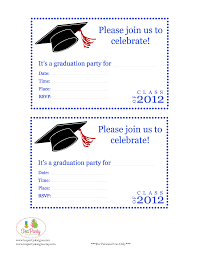 free graduation invitations gangcraft net