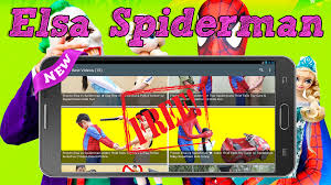 elsa spiderman android apps on google play