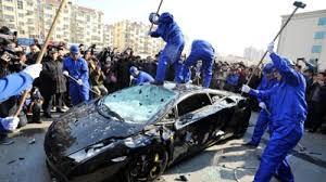 sledgehammer gang hired trash luxury car vibe fm u2013 spain u0027s