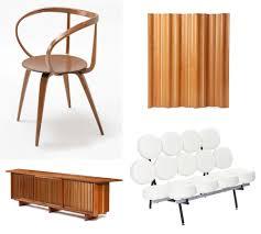 mid century modern interiors furniture design details mid century