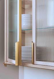 reeded glass kitchen cabinet doors reeded glass door insert fantastic handles glass kitchen