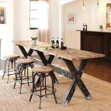 tall skinny dining table skinny kitchen table cbat info