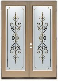 glass insert for front door door insert glass u0026 front door with glass insert and a side window