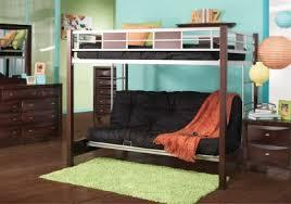 Rooms To Go Kids Loft Bed ivy league cherry 6 pc bunk bedroom bedroom sets dark wood