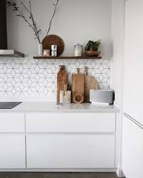 White Kitchen Backsplashes by Smoke Glass Subway Tile White Shaker Cabinets Shaker Cabinets