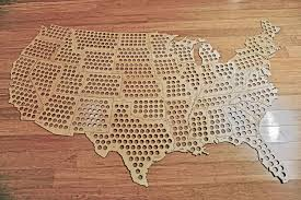 Beer Map Usa by Beer Gadgets Craftbeertime Com