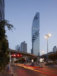 bold contemporary architecture ole scheeren u0027s mahanakhon skyscraper